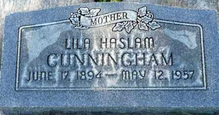 CUNNINGHAM, LILA - Utah County, Utah | LILA CUNNINGHAM - Utah Gravestone Photos