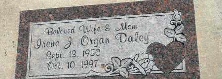 DALEY, IRENE J. - Utah County, Utah   IRENE J. DALEY - Utah Gravestone Photos