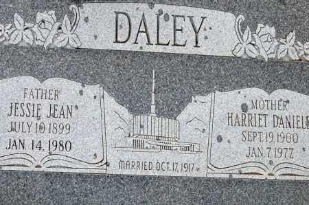 DALEY, JESSIE JEAN - Utah County, Utah | JESSIE JEAN DALEY - Utah Gravestone Photos