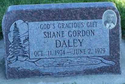 DALEY, SHANE GORDON - Utah County, Utah   SHANE GORDON DALEY - Utah Gravestone Photos