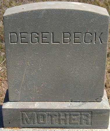 DEGELBECK, FAMILY - Utah County, Utah   FAMILY DEGELBECK - Utah Gravestone Photos