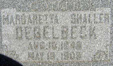 SCHALLER DEGELBECK, MARGARETTA KATHERINE - Utah County, Utah | MARGARETTA KATHERINE SCHALLER DEGELBECK - Utah Gravestone Photos