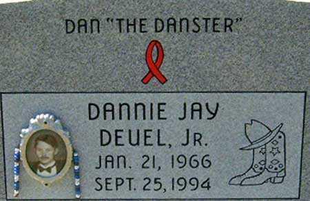 DEUEL, DANNIE JAY, JR. - Utah County, Utah   DANNIE JAY, JR. DEUEL - Utah Gravestone Photos