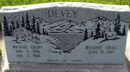 SMALL DEVEY, MELANEE - Utah County, Utah | MELANEE SMALL DEVEY - Utah Gravestone Photos
