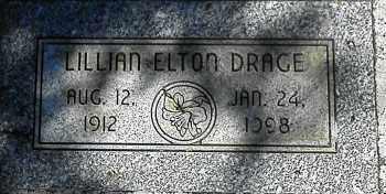 ELTON, LILLIAN LARSEN - Utah County, Utah | LILLIAN LARSEN ELTON - Utah Gravestone Photos