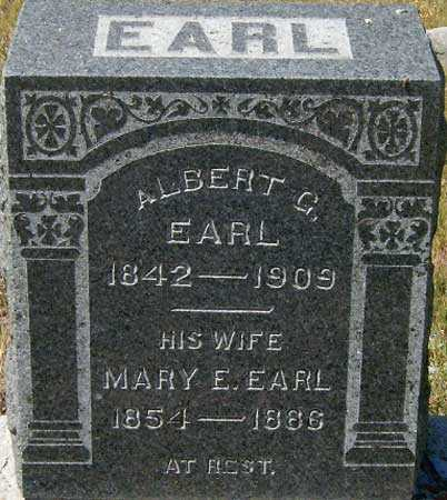 EARL, MARY EMMA - Utah County, Utah | MARY EMMA EARL - Utah Gravestone Photos