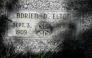 ELTON, ADRIEN DELOY - Utah County, Utah   ADRIEN DELOY ELTON - Utah Gravestone Photos