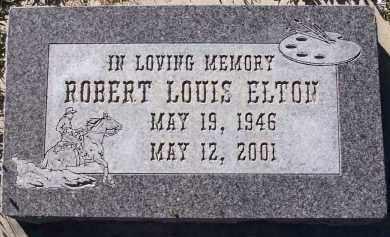 ELTON, ROBERT LOUIS - Utah County, Utah | ROBERT LOUIS ELTON - Utah Gravestone Photos