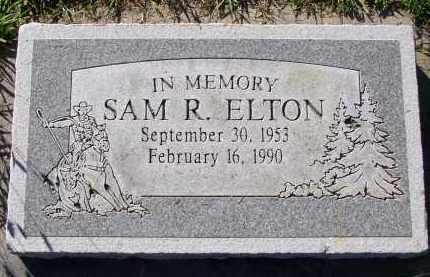 ELTON, SAM RAY - Utah County, Utah   SAM RAY ELTON - Utah Gravestone Photos