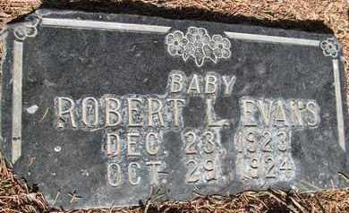 EVANS, ROBERT L. - Utah County, Utah | ROBERT L. EVANS - Utah Gravestone Photos