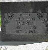COOK, LEILA - Utah County, Utah   LEILA COOK - Utah Gravestone Photos