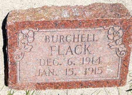 FLACK, BURCHELL - Utah County, Utah | BURCHELL FLACK - Utah Gravestone Photos