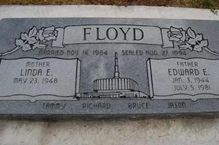 FLOYD, EDWARD E. - Utah County, Utah | EDWARD E. FLOYD - Utah Gravestone Photos