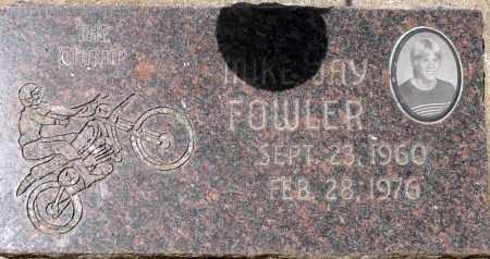 FOWLER, MIKE JAY - Utah County, Utah | MIKE JAY FOWLER - Utah Gravestone Photos