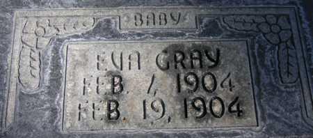 GRAY, EVA - Utah County, Utah | EVA GRAY - Utah Gravestone Photos