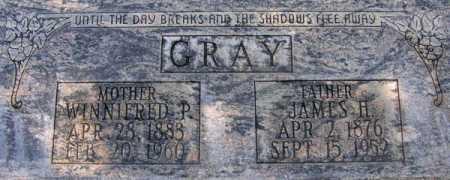GRAY, WINNIFRED - Utah County, Utah | WINNIFRED GRAY - Utah Gravestone Photos
