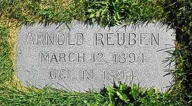 GUNDERSON, ARNOLD REUBEN - Utah County, Utah | ARNOLD REUBEN GUNDERSON - Utah Gravestone Photos