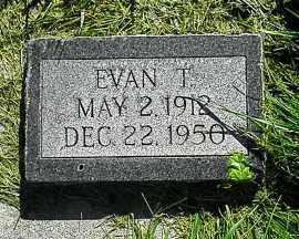 GUNDERSON, EVAN T - Utah County, Utah   EVAN T GUNDERSON - Utah Gravestone Photos