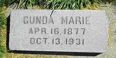 GUNDERSON, GUNDA MARIE - Utah County, Utah | GUNDA MARIE GUNDERSON - Utah Gravestone Photos