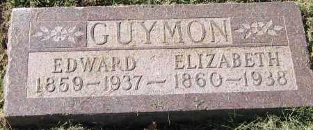 GUYMON, EDWARD - Utah County, Utah | EDWARD GUYMON - Utah Gravestone Photos