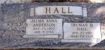 CLAYSON, ZELMA ANNA - Utah County, Utah | ZELMA ANNA CLAYSON - Utah Gravestone Photos