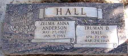 CLAYSON, ZELMA ANNA - Utah County, Utah   ZELMA ANNA CLAYSON - Utah Gravestone Photos