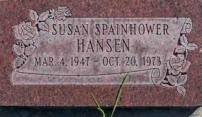 HANSEN, SUSAN - Utah County, Utah | SUSAN HANSEN - Utah Gravestone Photos