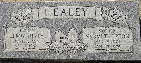 HEALEY, NAOMI - Utah County, Utah | NAOMI HEALEY - Utah Gravestone Photos
