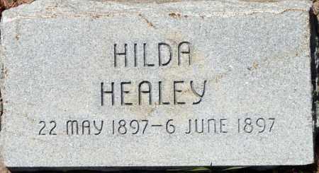 HEALEY, HILDA - Utah County, Utah | HILDA HEALEY - Utah Gravestone Photos