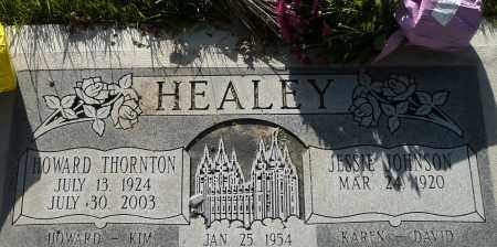 HEALEY, JESSIE - Utah County, Utah | JESSIE HEALEY - Utah Gravestone Photos