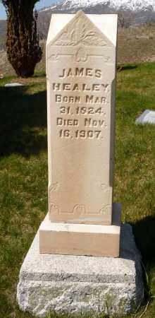 HEALEY, JAMES - Utah County, Utah   JAMES HEALEY - Utah Gravestone Photos