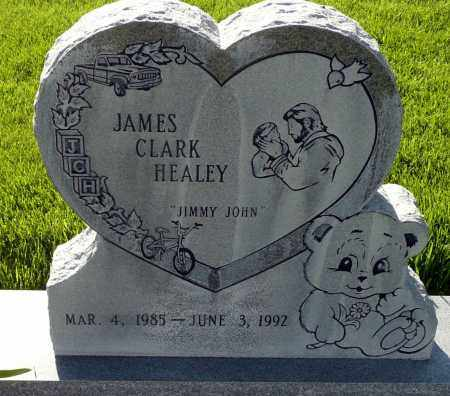 HEALEY, JAMES CLARK - Utah County, Utah   JAMES CLARK HEALEY - Utah Gravestone Photos