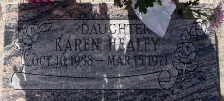 HEALEY, KAREN - Utah County, Utah   KAREN HEALEY - Utah Gravestone Photos