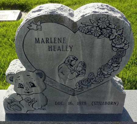 HEALEY, MARLENE - Utah County, Utah   MARLENE HEALEY - Utah Gravestone Photos