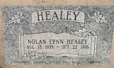 HEALEY, NOLAN LYNN - Utah County, Utah   NOLAN LYNN HEALEY - Utah Gravestone Photos