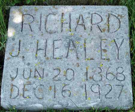 HEALEY, RICHARD JOSEPH - Utah County, Utah   RICHARD JOSEPH HEALEY - Utah Gravestone Photos