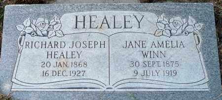 HEALEY, RICHARD JOSEPH - Utah County, Utah | RICHARD JOSEPH HEALEY - Utah Gravestone Photos