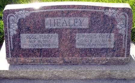 HEALEY, EPHRIAM FRANK - Utah County, Utah   EPHRIAM FRANK HEALEY - Utah Gravestone Photos