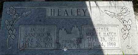 HEALEY, SANFORD MAURICE - Utah County, Utah | SANFORD MAURICE HEALEY - Utah Gravestone Photos