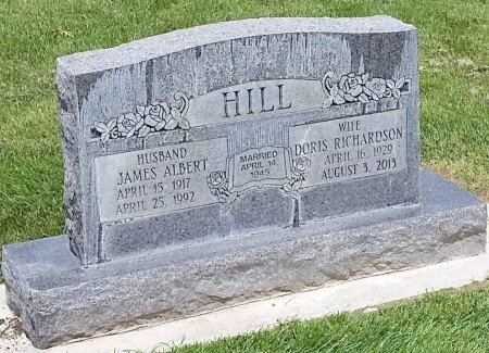 HILL, JAMES ALBERT - Utah County, Utah | JAMES ALBERT HILL - Utah Gravestone Photos