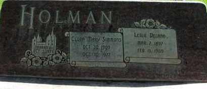 SIMMONS, CLORA MARY - Utah County, Utah | CLORA MARY SIMMONS - Utah Gravestone Photos