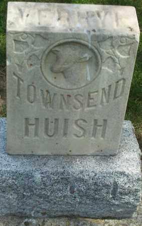 HUISH, VERRYL TOWNSEND - Utah County, Utah   VERRYL TOWNSEND HUISH - Utah Gravestone Photos