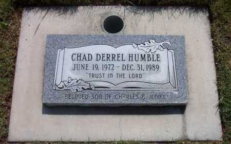 HUMBLE, CHAD DERREL - Utah County, Utah | CHAD DERREL HUMBLE - Utah Gravestone Photos