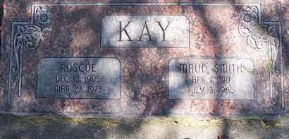 KAY, ROSCOE - Utah County, Utah | ROSCOE KAY - Utah Gravestone Photos