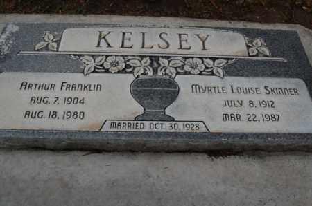 SKINNER KELSEY, MYRTLE LOUISE - Utah County, Utah | MYRTLE LOUISE SKINNER KELSEY - Utah Gravestone Photos