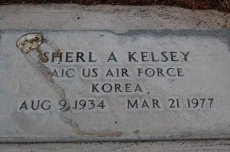 KELSEY (KOR), SHERL ARTHUR - Utah County, Utah   SHERL ARTHUR KELSEY (KOR) - Utah Gravestone Photos