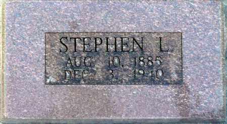 UNKNOWN, STEPHEN L. - Utah County, Utah | STEPHEN L. UNKNOWN - Utah Gravestone Photos