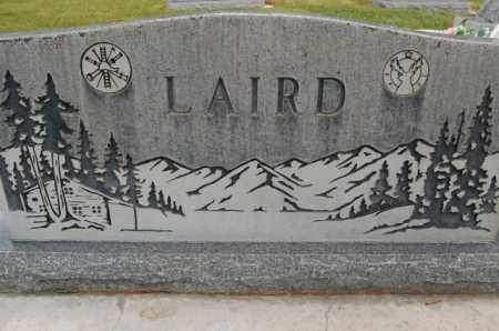 LAIRD, DONNA F - Utah County, Utah | DONNA F LAIRD - Utah Gravestone Photos