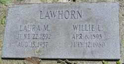 LAWHORN, LAURA MAHALA - Utah County, Utah   LAURA MAHALA LAWHORN - Utah Gravestone Photos