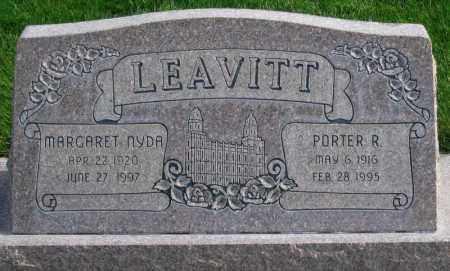 LEAVITT, PORTER ROCKWELL - Utah County, Utah | PORTER ROCKWELL LEAVITT - Utah Gravestone Photos